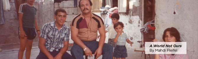 A World Not Our