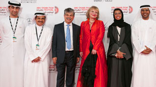 Stars Shone on ADFF's Red Carpet