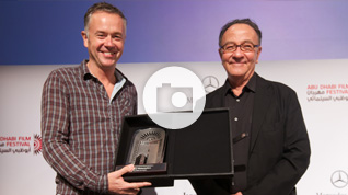 Photos: Michael Winterbottom Honored for Career Excellence