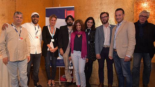 SANAD awards 10,000 Euros to Tunisian director Kaouther Ben Hania