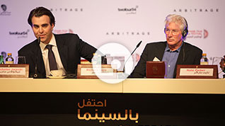 Photos:  Press Conference of Arbitrage